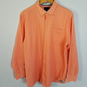 Tommy Bahama Button Down Casual Shirt Medium